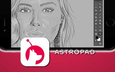 New 'Astropad Mini' App for iPhone hits the Market