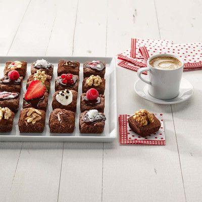 Forma do pieczenia mini brownies Celebrate Lekue. Zobacz więcej na mykitchen.pl