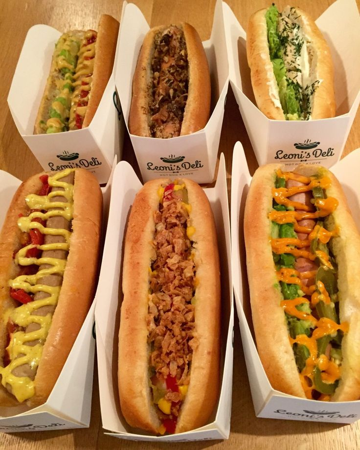 To-do-list: leoni's deli (67, rue d'Argout) a hot-dog place in Paris #foodinparis