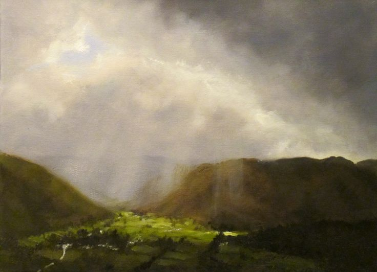 'Lake District' oil