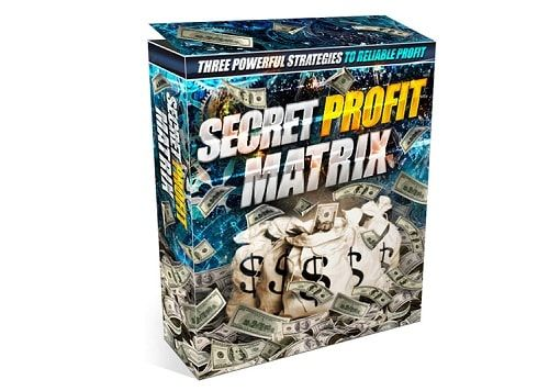 Secret Profit Matrix – what is it? Secret Profit Matrix is a new ebook by Karl Dittmann that contains three highly powerful and profitable forex strategies that are working flawlessly everyday. Each strategy is explained step-by-step, with screenshots, special tips and example trades!