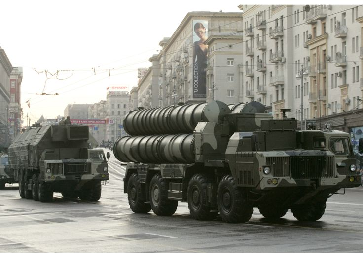 Israel & USA surprised by Russia's announcment to sell S-300 anti-aircraft missile system  to Iran[file] Photo By: REUTERS