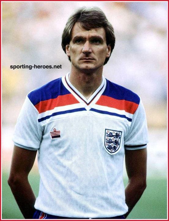 PHIL THOMPSON (1976-1982), Caps as Captain 6, 1st game as Captain 22-11-1979, Total Caps 42