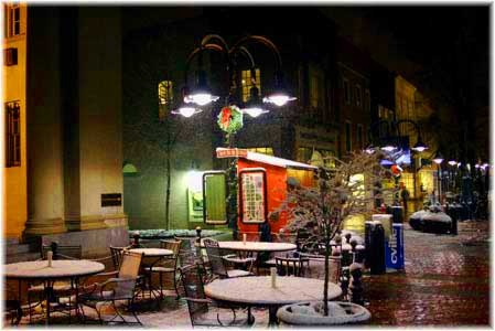 cville in wintertime