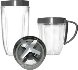 Deluxe Upgrade Kit - NUTRiBULLET ACCESSORIES