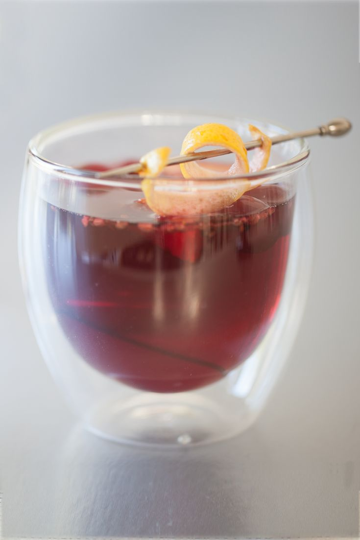 #Epicure Mulled Wine Sangria #glutenfree
