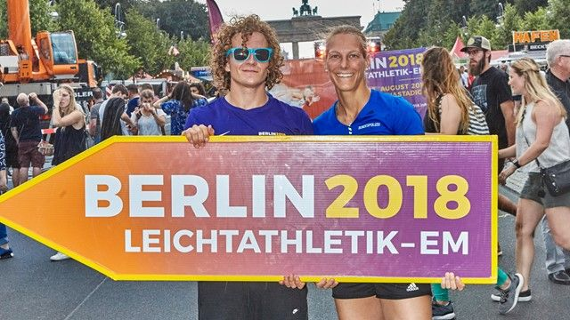 Amsterdam, The Netherlands, 2017-Sep-25 — /EPR Retail News/ —With 328 days until the start of the Berlin 2018 European Athletics Championships, of whi