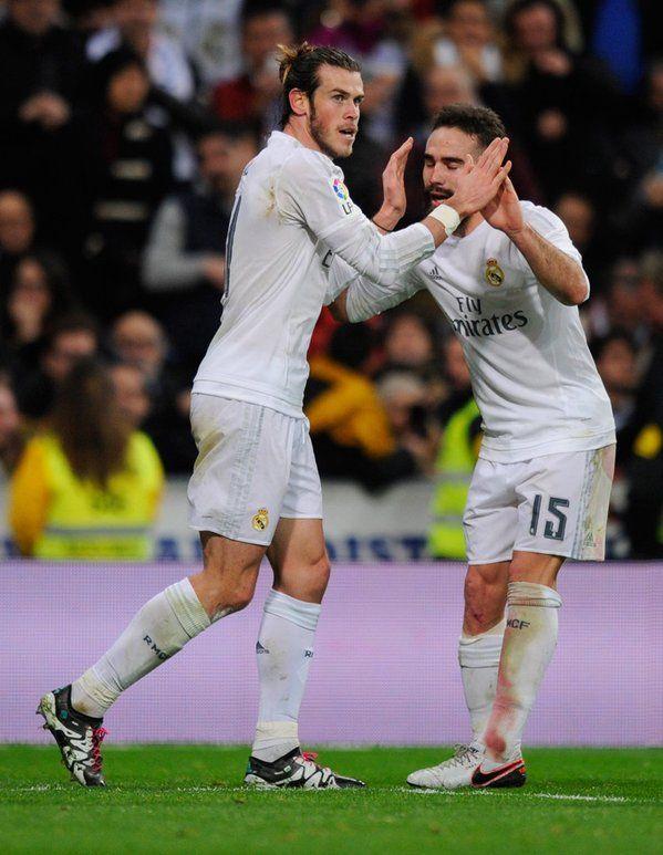 Gareth Bale & Dani Carvajal