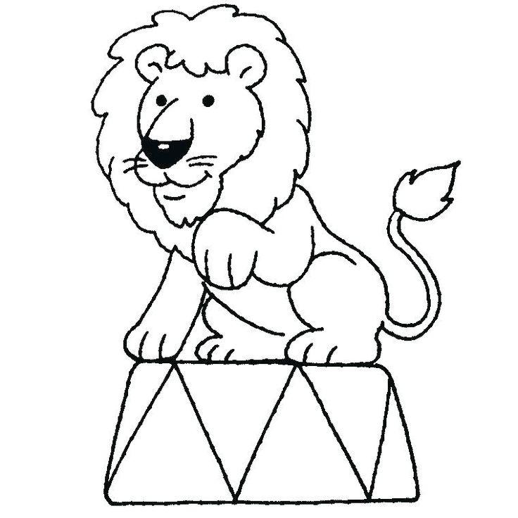112 Dessins De Coloriage Tigre A Imprimer Maternelle