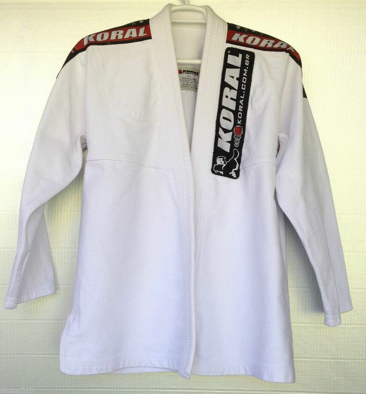 Koral Fight Company  Jiu Jitsu BBJ Kimono GI A3