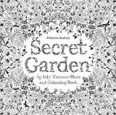 Secret Garden An Inky Treasure Hunt And