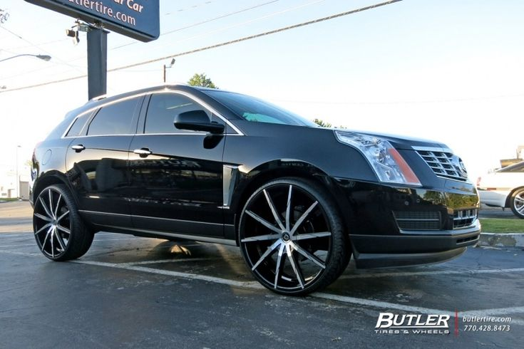 Cadillac Srx Wheels And Tires