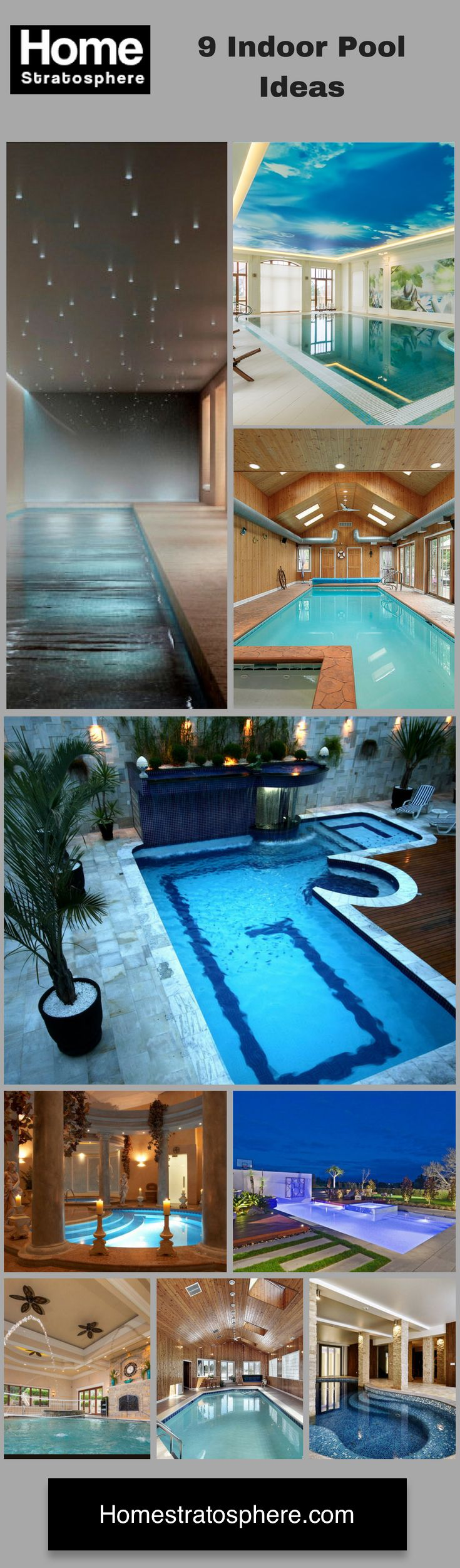 residential indoor pool with slide. 75 Cool Indoor Pool Ideas And Designs For 2018 Residential With Slide E