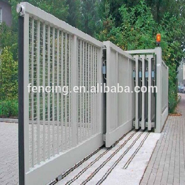 Sliding Gate Design New Design Iron Gate Factory Price