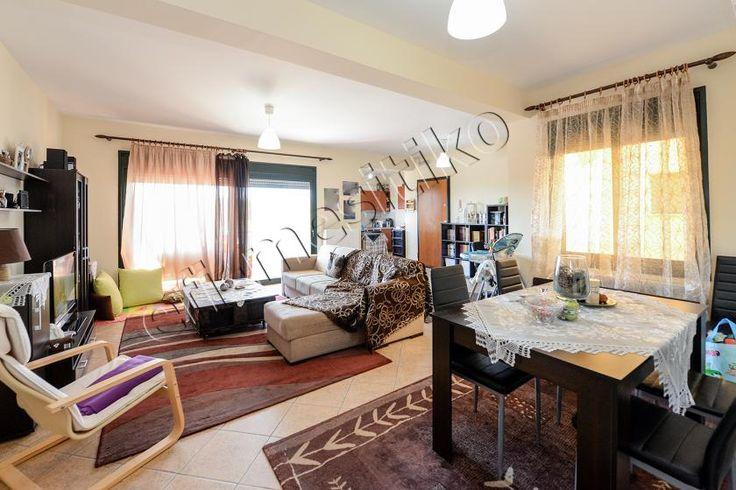 Πωλείται διαμέρισμα καινούριο 3άρι στο πάρκο Παρμενίωνα
