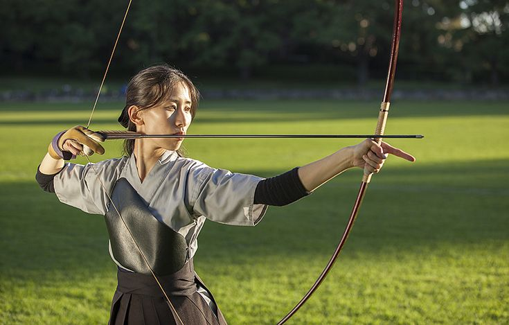 I went to Japan to experience and document Kyudo, the ancient art of Japanese archery.