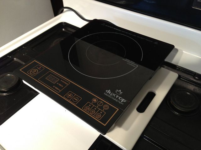 After a fun gas discharge at the house, were migrating from a gas stove to an induction cooktop (and electric oven). Were falling for induction... hard.