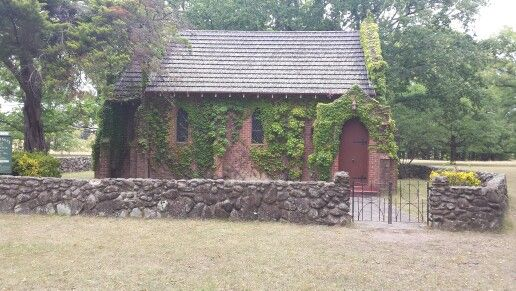 Historical Chapel st Gostwyck