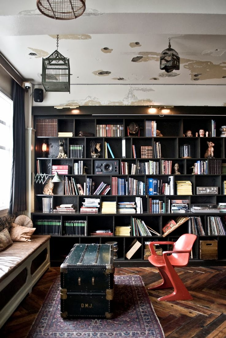 148 best to die for libraries images on pinterest for Hostel room interior design ideas