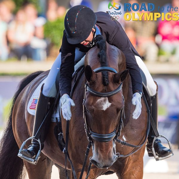 Road To The Olympics: Laura Graves And Verdades Are Rio-Bound! | The Chronicle of the Horse