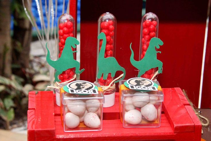 Festa Dinossauros | Design Festeiro