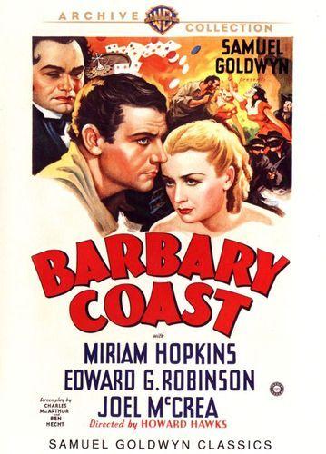 The Barbary Coast [DVD] [1935]
