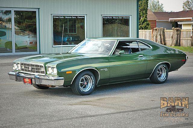 1973 grand torino sport | 1973 Ford Gran Torino For Sale Mount Vernon, Washington