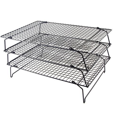 Tala - Three Tier Non-Stick Cake Cooling Rack. Save on space when baking up a storm $17 @ petersofkensington.com.au