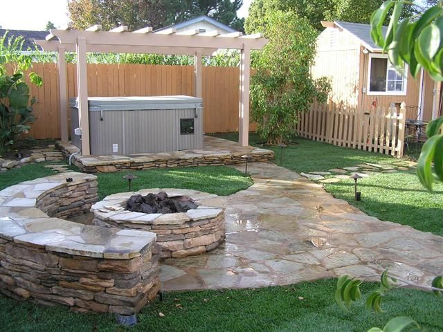 backyard ideas | Backyard Ideas | Pinterest | Landscape Design