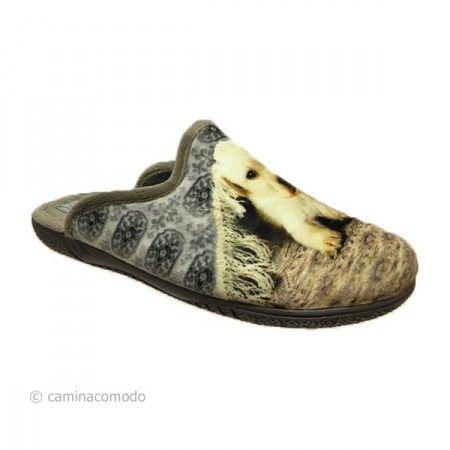 Zapatilla de casa descalza para mujer. Alta calidad. Fabricadas en España.