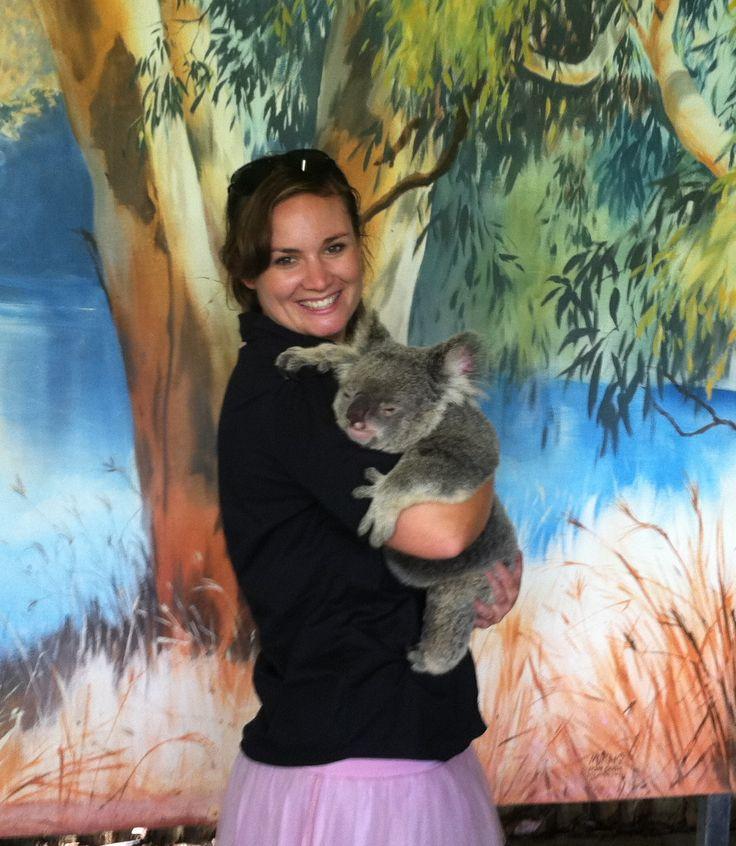 Cuddly Koala  http://www.outlivefnt.com/travel