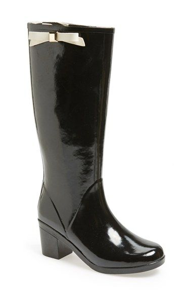 Isn't this the cutest rainboot ever?  #katespade http://rstyle.me/n/mkiwrnyg6
