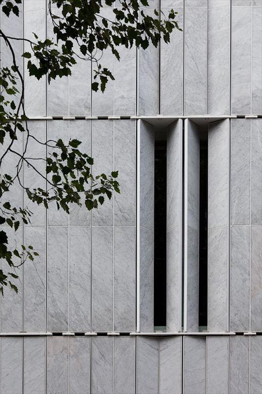 Lisbon Stone Block, Portugal | Souza Oliveira Arquitectura e Urbanismo #NaaiAntwerp