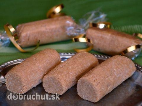 Fotorecept: Domáca sójová tyčinka