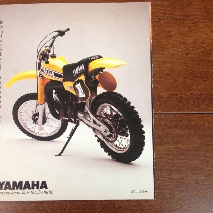A  Specs Yamaha