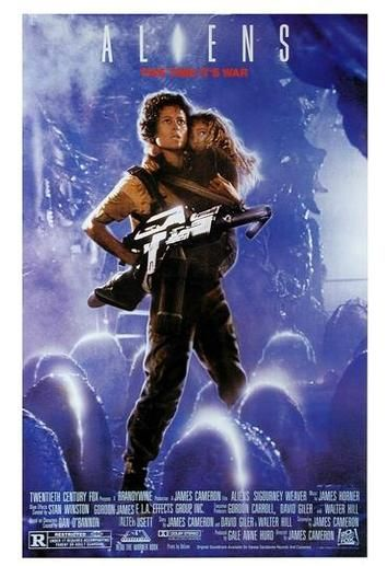 Aliens (2) - I always loved it more than the original - 'get away from her you bitch'