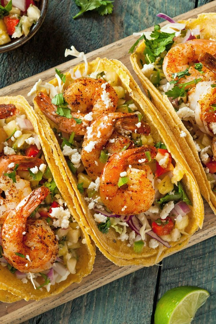 Chipotle Shrimp Tacos Recipe - Ready in 20 Minutes