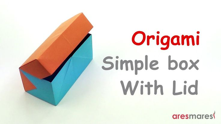 "Origami Very Easy Rectangular Box with Lid (easy - modular) ""Someone I loved once gave me a box full of darkness. It took me years to understand that this too, was a gift."" #origami #unitorigami #howtomake #handmade #colorful #origamiart #diy #doityourself #paper #papercraft #handcraft #paperfolding #paperfold #paperart #papiroflexia #origamifolding #instaorigami #interior #instapaper #craft #crafts #creative #hobby #оригами #折り紙 #ユニット折り紙 #ハンドメイド #カラフル #종이접기 #اوريغامي"