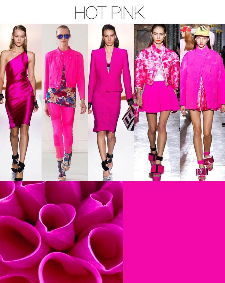 pantone-17-2034-tcx-pink-yarrow | Pink Yarrow | Pinterest