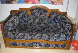 Excellent Wooden Sofa cum Bed - Kolkata- - Interior Decorators & Designers - Home and Life Style