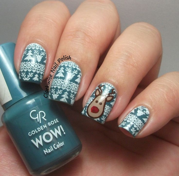 12 best Nail - Stamping (Uber Chic) images on Pinterest | Stamping ...