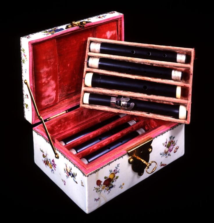 Sure, you can purchase a Quantz flute with multiple corps de rechange for me. :)