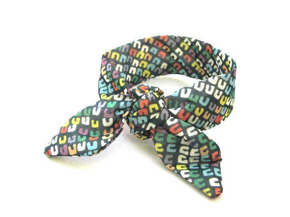 Bun Wrap, Wire Hair Accessory, Top Knot Tie, Hairband, Wire Wrap, Bun Crown, Beach Hair Tie, Bun Tiara, Gift for Her, Ready to Ship