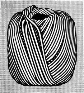 It's About Time: Roy Lichtenstein's (1923-1997) Pop Art