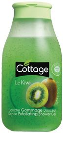 Cottage Douche gommage Kiwi Exfoliating Shower Gel