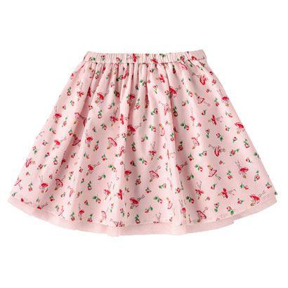 Ballerina Rose Tutu Skirt