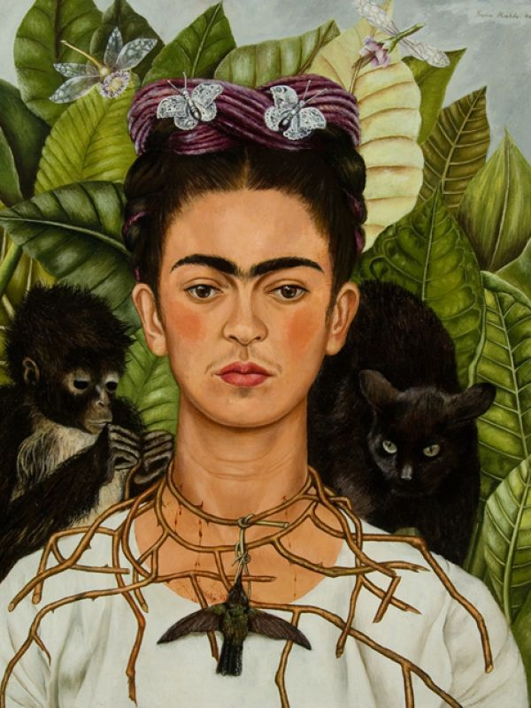 Frida Kahlo at The New York Botanical Garden   The Neo-Trad
