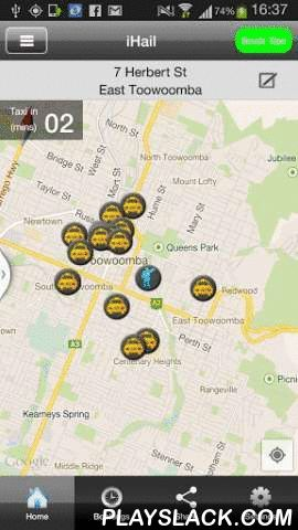 "Black & White Cabs Toowoomba  Android App - playslack.com , The Official Black & White Cabs Android App for our customers in Toowoomba. Books your taxi directly into our dispatch system & jumps the often busy telephone queue when booking your cab. You will also be able to see how far away your taxi is with our LIVE Tracking feature plus access to a number of automatic ""on approach"" notifications. Taxi fare estimates are available when placing an order. Book a taxi using the…"