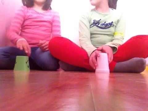 Hoe leer je de cup song NL - YouTube