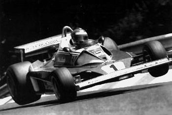 Niki Lauda. Nurburgring 1976.